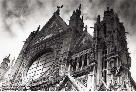 Cathédrale Santa Maria,Döme de Sienne,  (n.2/7, 1992)